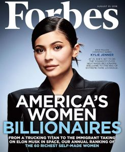 "Forbes: ""She's not a billionaire anymore"""