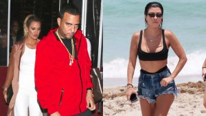 French Montana is Flirting With Kourtney Kardashian