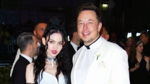 Grimes Gives Birth To Her 1st Child With Elon Musk