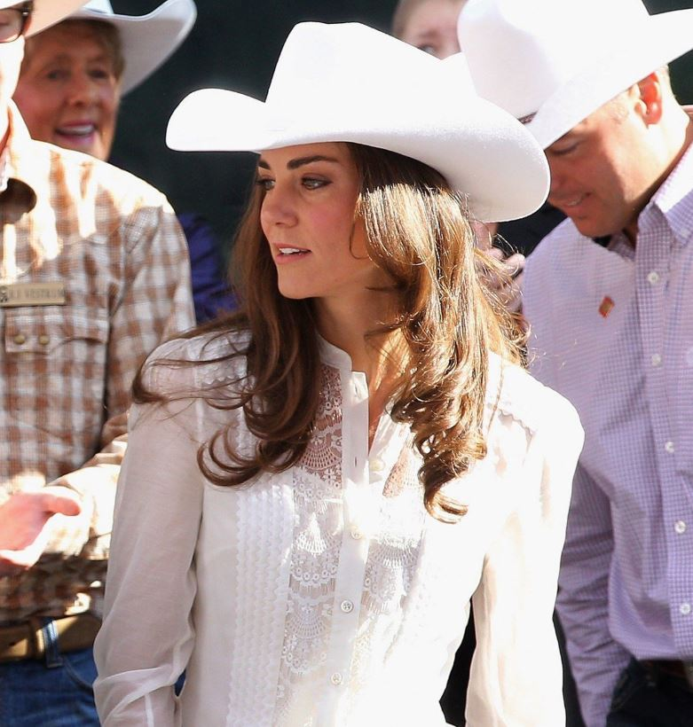 Hat Cowgirl Hairstyle