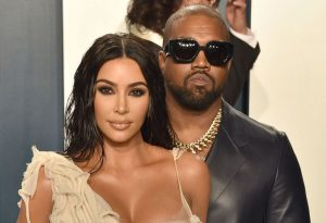 Kim Kardashian and Kanye West have problems in marriage