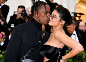 Kylie Jenner Posts Birthday Message to Travis Scott on Instagram