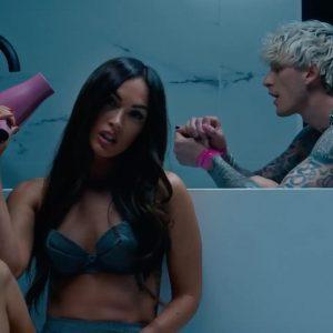 Megan Fox forgot about Brian Austin Green and was filmed with her new boyfriend Machine Gun Kelly