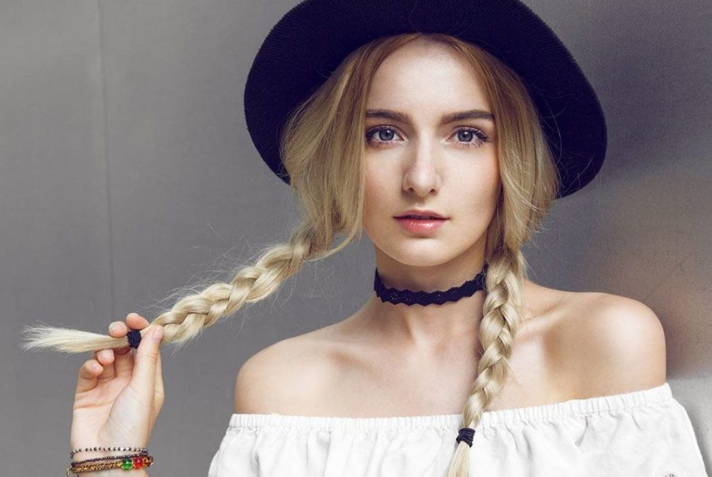 PigTails hairstyle