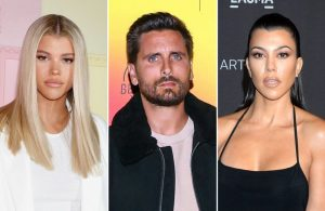 "Sofia Richie Understood Scott Disick Was Still ""in Love"" with Kourtney Kardashian"