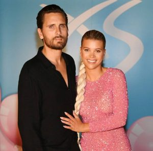 Sofia Richie has left Scott Disick