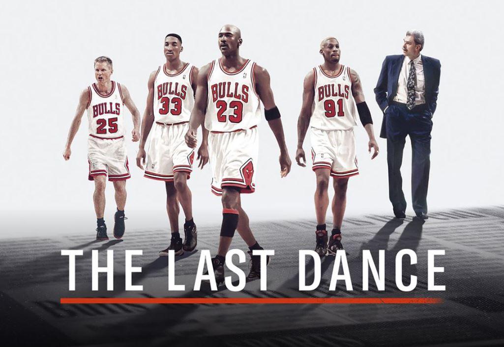 'The Last Dance' Soundtrack
