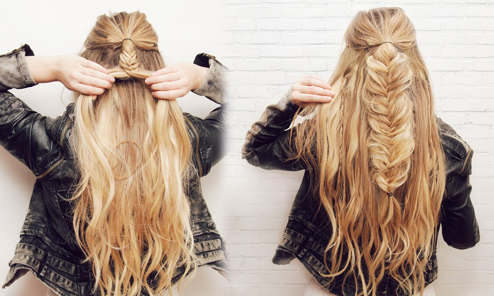 Traditional Cowgirl Hairstyle