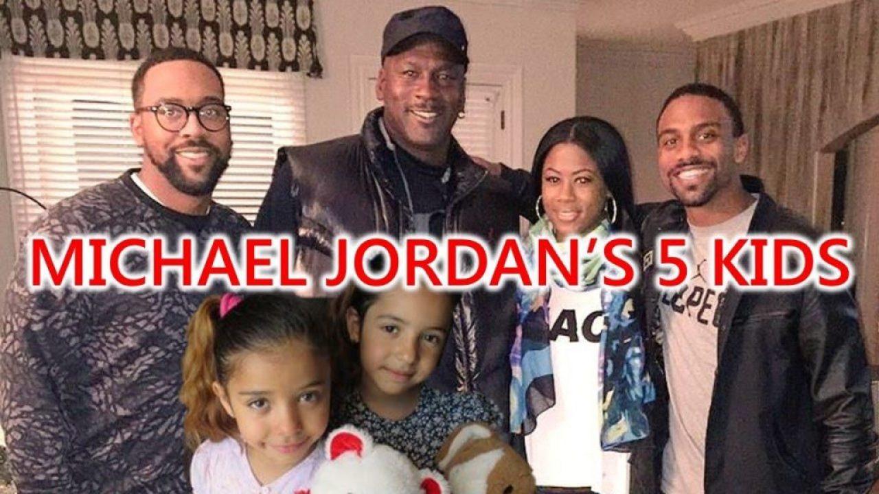 Who Are Michael Jordan's Children
