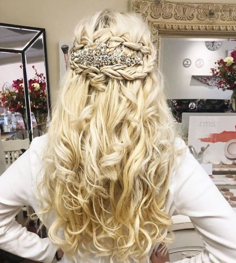 cowgirl wedding hairstyles