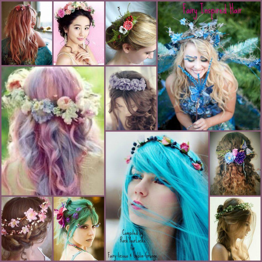 fantasy fairy hairstyles