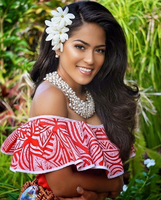 hawaiian hairstyles for long hair