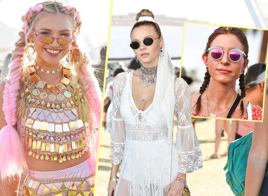 Beach Festival Hairstyle
