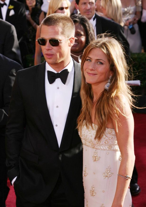 Despite mounting romance rumours, Brad and Jen were all smiles at the Emmy's
