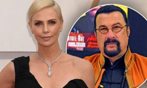 Charlize Theron SLAMS Steven Seagal for being 'not extremely nice to ladies