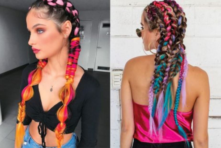 Colors Rave Hair