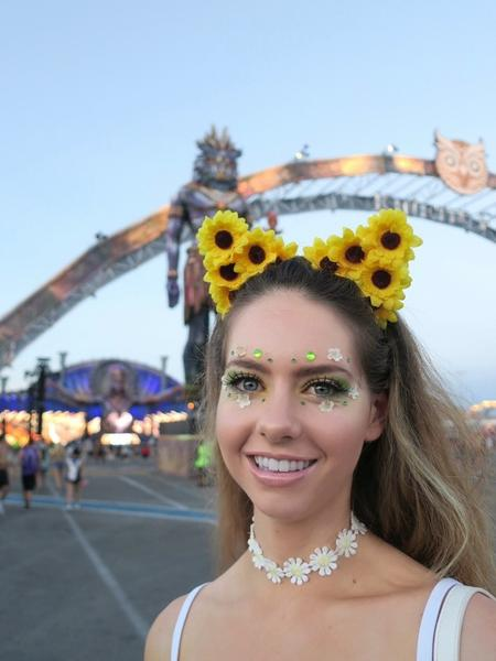 Cute Easy Rave Hairstyles