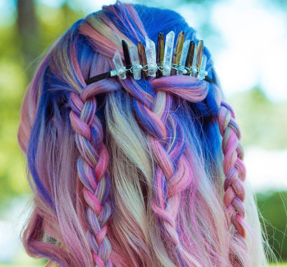 Festival Crown Hairstyles
