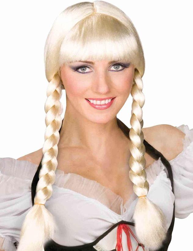 German Braid hairstyle