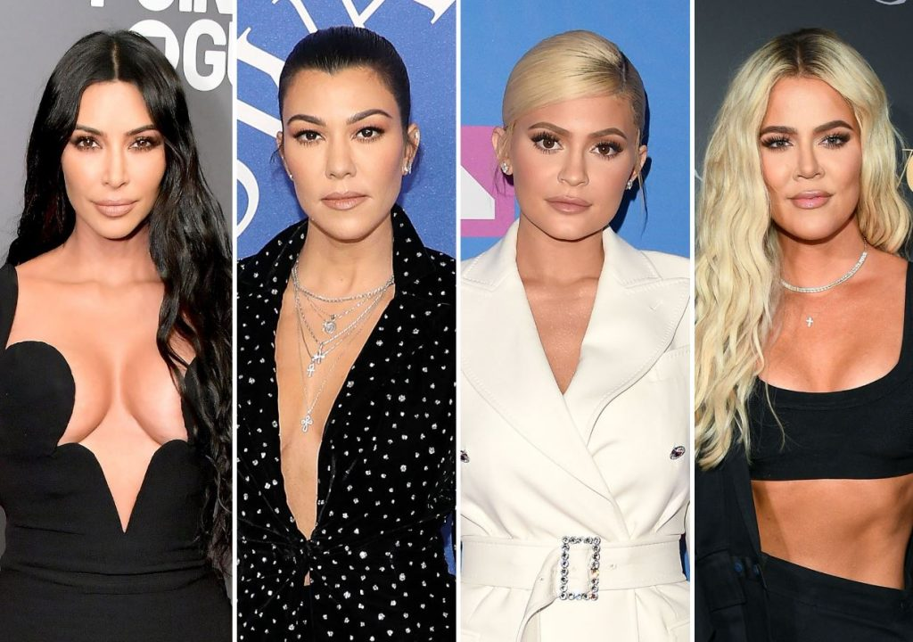 How much do Kardashian's sisters spend on makeup and cosmetics sessions every month