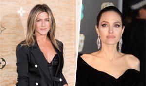 Jennifer Aniston Angelina Jolie