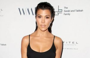 Kourtney Kardashian Is Back on the Keto Diet