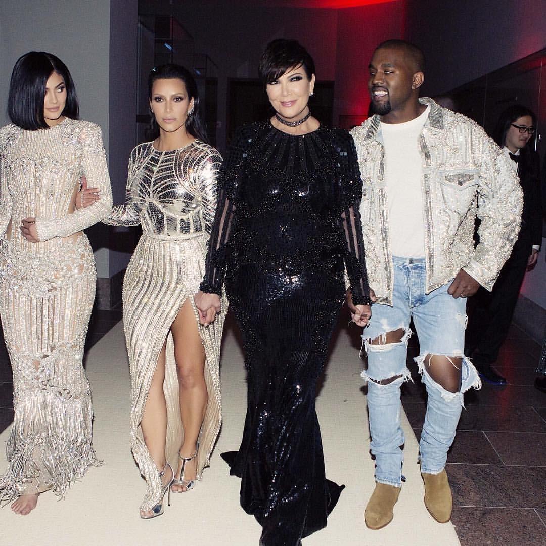 Kris Jenner has dispelled rumors that Kim Kardashian and Kanye West are divorcing