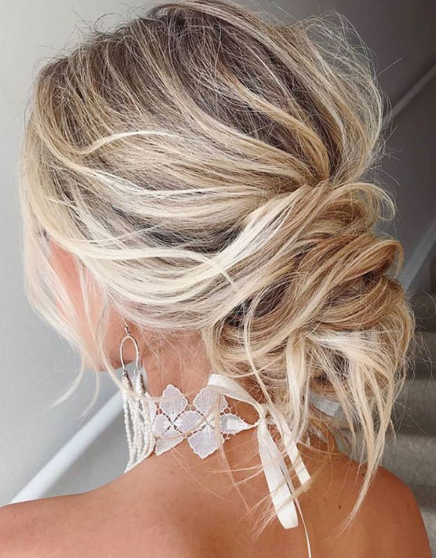 Messy Bun Birthday Hairstyles
