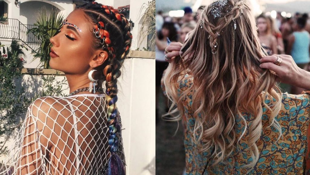 New Rave Hairstyles