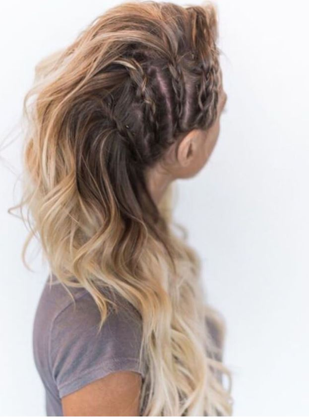 One Sided Braid