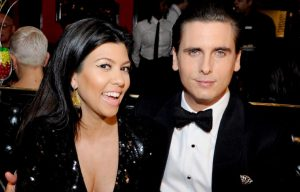 Scott Disick Is Flirting With Kourtney Kardashian