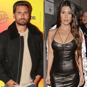 Scott Disick and Kourtney Kardashian spent a weekend together
