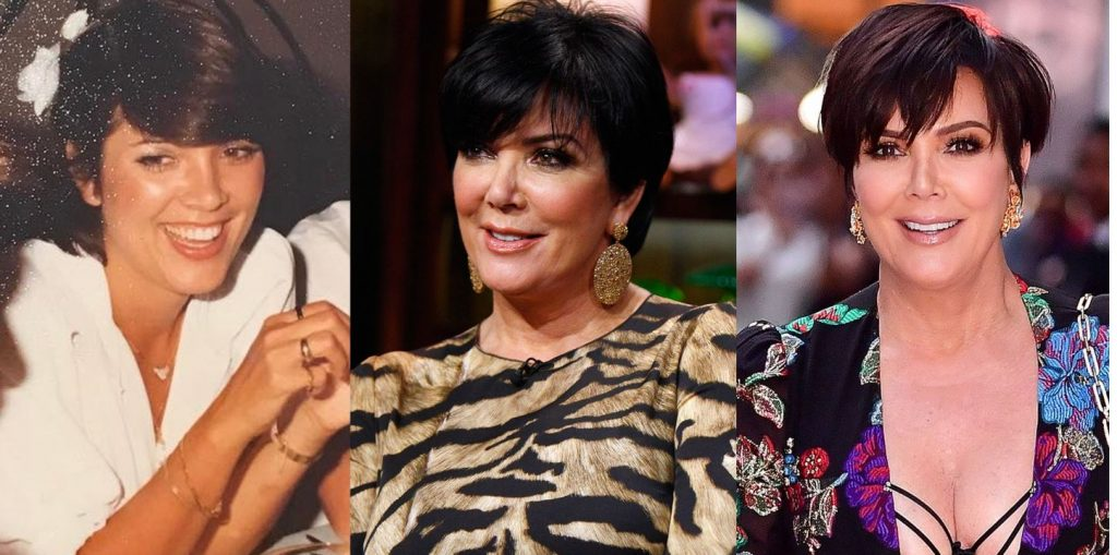 best kris jenner haircuts