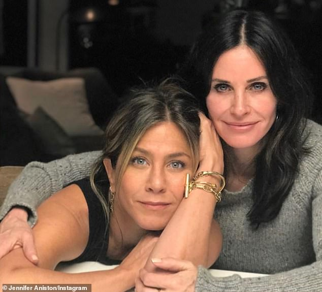 Personal reunion: In February, Courteney Cox revealed that all six cast members have had two closed-doors reunions since the end of the show: one dinner happened at Cox's home and the other at Aniston's house