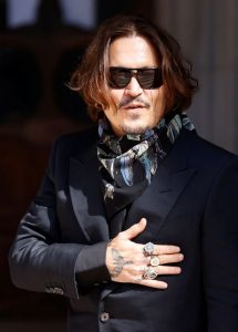 Johnny Depp 'condemned' Amber Heard after her nude pictures were dripped
