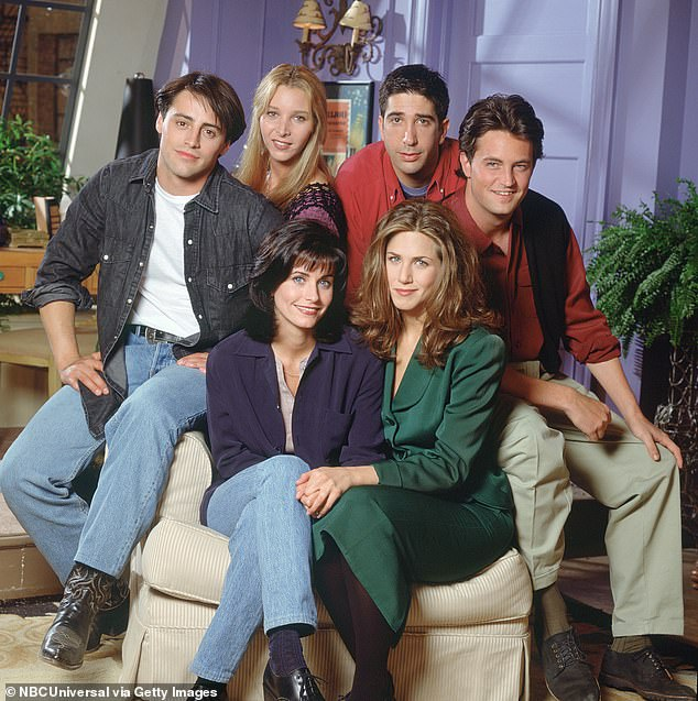 The whole gang: All of the series' stars, including Jennifer Aniston, Courteney Cox, Matthew Perry, Lisa Kudrow, and Matt LeBlanc, are set to appear on the reunion special, which was originally announced in February