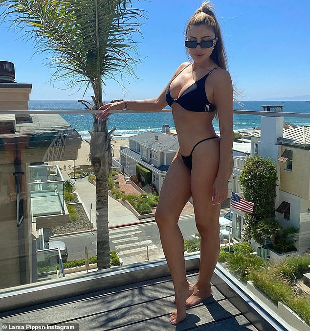 Larsa Pippen looks amazing in swimsuit after Kardashian unfollows