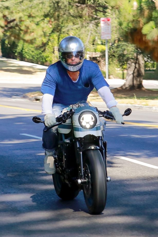Brad Pitt comes to Angelina Jolie's residence on bike as connection defrosts