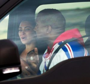 Crying Kim Kardashian informs Kanye 'do not return till you're much better'