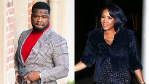 50 Cent Says Ex Vivica A. Fox Is 'Still In Love' With Him