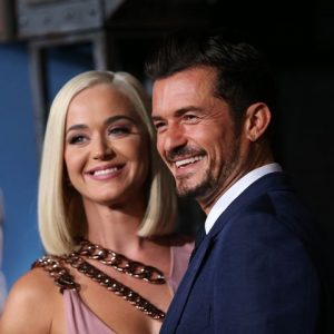 Katy Perry on Orlando Bloom Supporting Her Through Her Depression