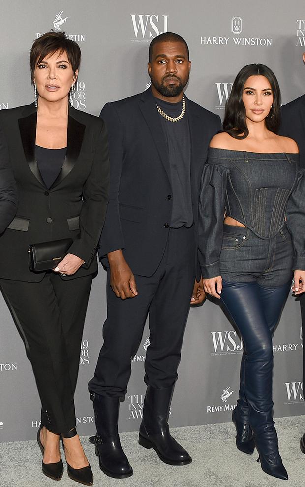 Kris Jenner Loves Kanye West Despite Twitter Rants: She Supports Kim