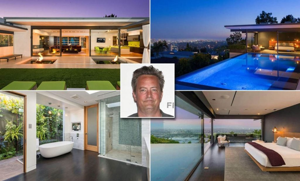 Matthew Perry home
