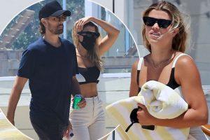 Scott Disick and Sofia Richie rejoin after Kourtney Kardashian love rumours