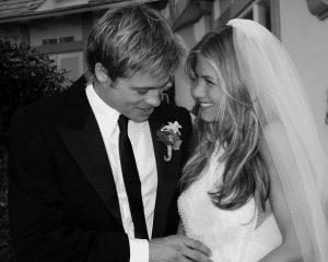 Inside Brad Pitt and Jennifer Aniston's remarkable wedding celebration