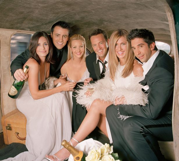 Jennifer Aniston's Friends 'flings' - from Matt LeBlanc 'snogs' to fact concerning David Schwimmer