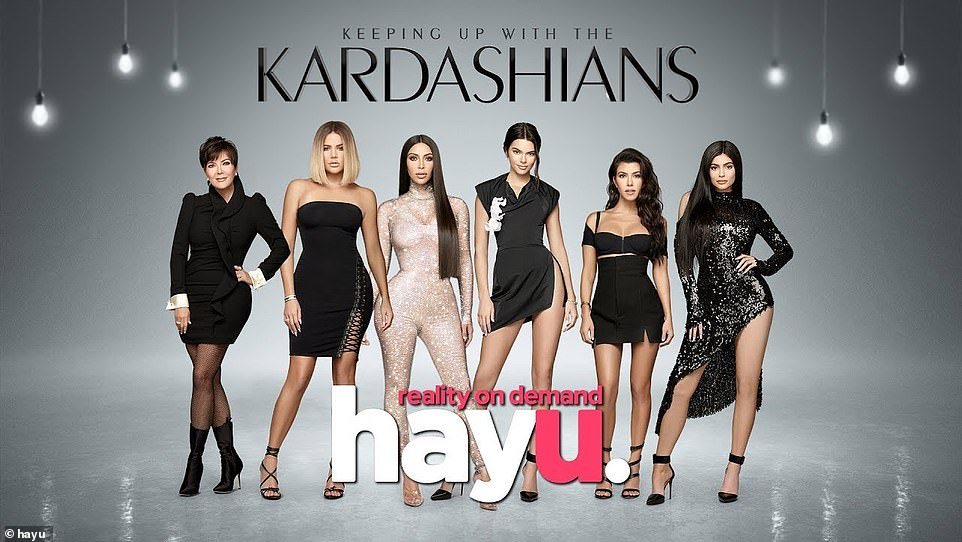 Coming to an end: KUWTK will end next year after 14 years and 20 seasons on E!