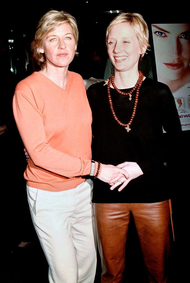Anne claims she was told she would be fired for taking Ellen to the opening night of Volcano