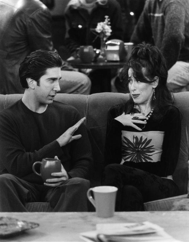 Maggie Wheeler as Janice in Friends