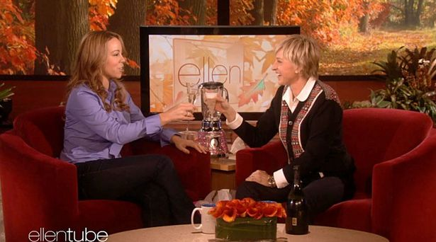 Ellen DeGeneres 'harassing' Mariah Carey is 'ugliest thing I have actually seen' as program is axed